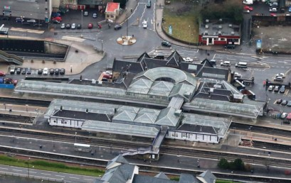 Stirling Station Aerial