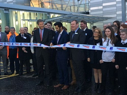 Edinburgh Gateway Official Opening
