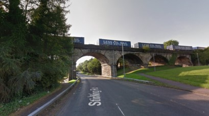 Carron Viaduct Stirling Road Larbert